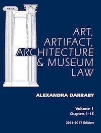 Art Artifact Architecture & Museum Law