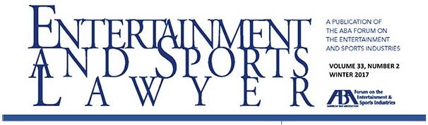 Entertainment and Sports Lawyer