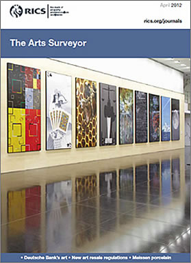 The Arts Surveyor - THE NEW COST ON ARTS PROFITS ALEXANDRA DARRABY DISCUSSES THE NEW UK RESALE REGULATIONS
